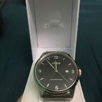 Lorus Steel Quartz new