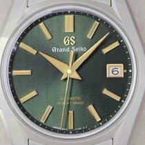 Seiko Grand Seiko Сталь 40mm Зелёный