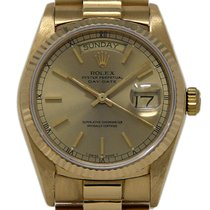 Rolex Day-Date 36 18038 1987 pre-owned