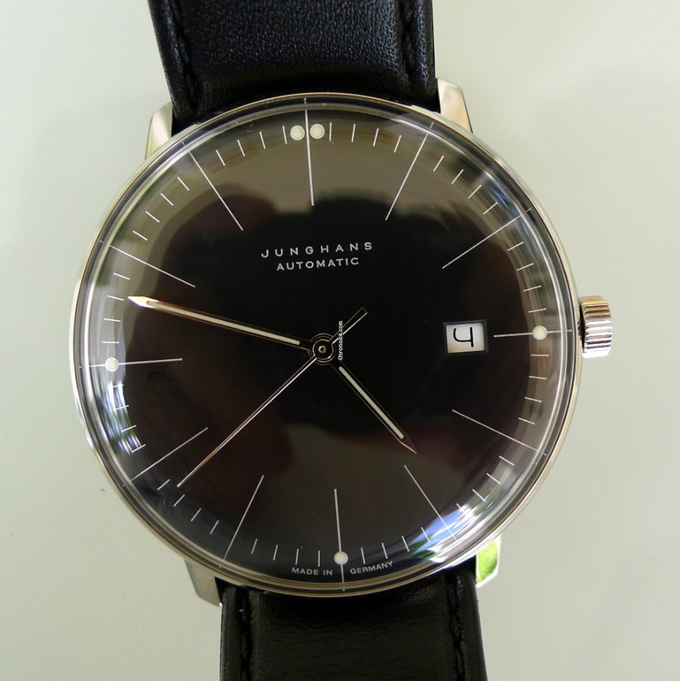 Junghans max bill Automatic 027/4701.00 new