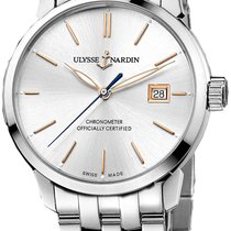 Ulysse Nardin San Marco new Automatic Watch with original box 8153-111-7-90