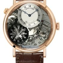 Breguet 7067br/g1/9w6 Rose gold 2021 Tradition 40mm new United States of America, New York, Airmont