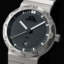 Temption Steel 42mm Automatic CM05 new