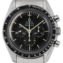 Omega Vintage Speedmaster, Straight Writing