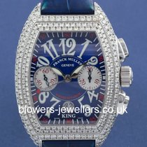 Franck Muller White gold Automatic 8002 CC D pre-owned United Kingdom, Kingston Upon Hull
