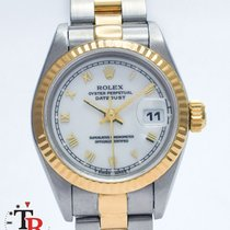 Rolex Datejust lady, Box+Papers