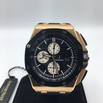 Audemars Piguet AP Royal Oak Offshore 44mm Rose Gold