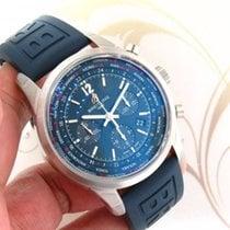 Breitling Transocean Unitime Chronograph Ref.AB0510 Men's...