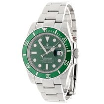 Rolex Submariner Date ''Hulk'' Ref. 116610LV NEW-EU