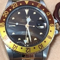 Rolex GMT-Master Gold/Steel 40mm Brown No numerals United States of America, Nevada, 89451