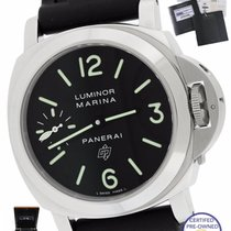 Panerai 2011 MINT  PAM 005 Luminor Marina Logo Black 44mm...