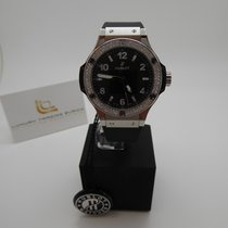Hublot Big Bang Steel Diamonds 38mm - Export price: CHF 7'000.00