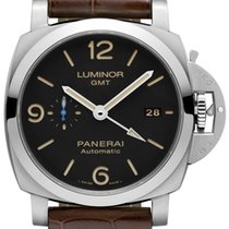Panerai Luminor 1950 3 Days GMT Automatic PAM 01320 2019 new