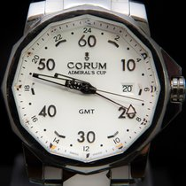Corum Steel 44mm Automatic 01.0056 pre-owned