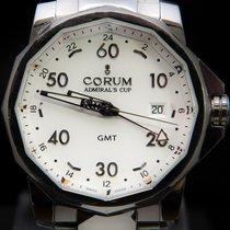 Corum Acier 44mm Remontage automatique 01.0056 occasion