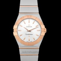 Omega Constellation Quartz Red gold United States of America, California, San Mateo