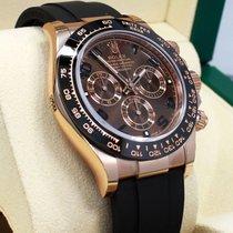Rolex Daytona 116515ln 18k Rose Gold Cosmograph Chocolate...