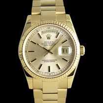 Rolex Day-Date 36 new 2001 Automatic Watch with original papers 118238
