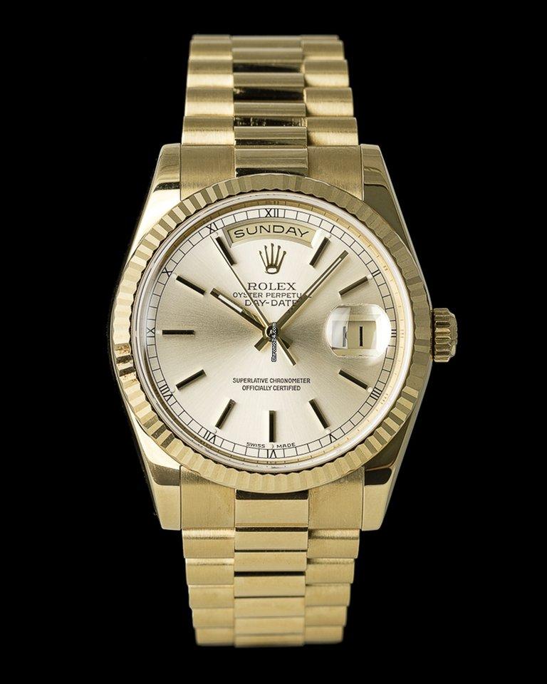 164de2cbe16 Rolex Day-Date - Todos os preços de relógios Rolex Day-Date na Chrono24