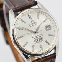 Seiko 37mm Automatisch 1966 tweedehands Zilver