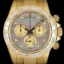 Rolex Daytona new 40mm Yellow gold