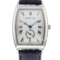 Breguet 28.5mm Automatic 2000 pre-owned Héritage Silver