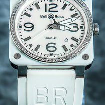 Bell & Ross Ceramic 42mm Automatic BR03-92 pre-owned