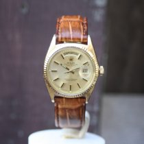 Rolex 1803 Geelgoud 1972 Day-Date 36 36mm tweedehands Nederland, Amsterdam