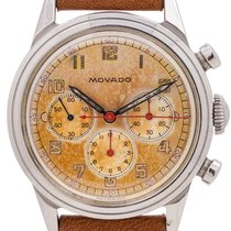 Movado Circa Staal 34.5mm
