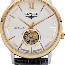 Elysee Steel 41,5mm Automatic Elysee   77011 Picus Automatik new