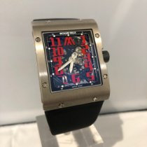 Richard Mille White gold Automatic RM 016 pre-owned