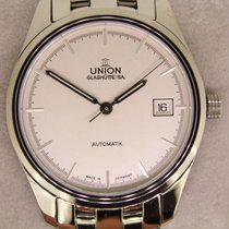 Union Glashütte new Automatic Display Back Center Seconds 36mm Steel Mineral Glass