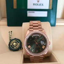 Rolex 228345RBR Rose gold 2019 Day-Date 40 40mm new