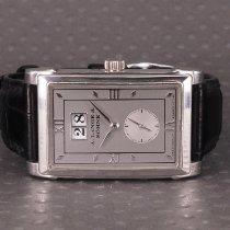 A. Lange & Söhne Cabaret Platinum 25.5mm Silver Roman numerals