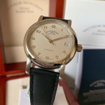 Mühle Glashütte Women's watch Antaria 33,5mm Automatic new Watch with original box and original papers 2010