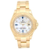 Rolex 16628 Yellow gold 2006 Yacht-Master 40mm pre-owned United States of America, Georgia, Atlanta