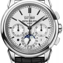 Patek Philippe Grand Complications (submodel) New White gold Manual winding