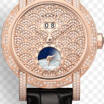 Graf Rose gold Quartz GS38PGSLD new