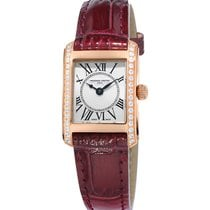 Frederique Constant Classics Carree Ladies Steel 23mm