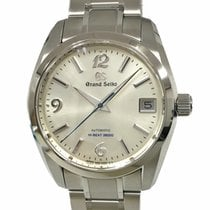 Seiko Steel 37mm Automatic SBGH241/9S85-00V0 pre-owned