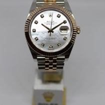 Rolex Datejust II Gold/Steel 41mm Mother of pearl No numerals United States of America, California, SAN DIEGO