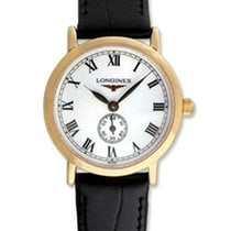Longines Flagship Heritage Rose gold 26mm White Roman numerals