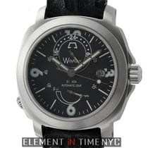 Anonimo 43mm Automatic pre-owned Wayfarer Black