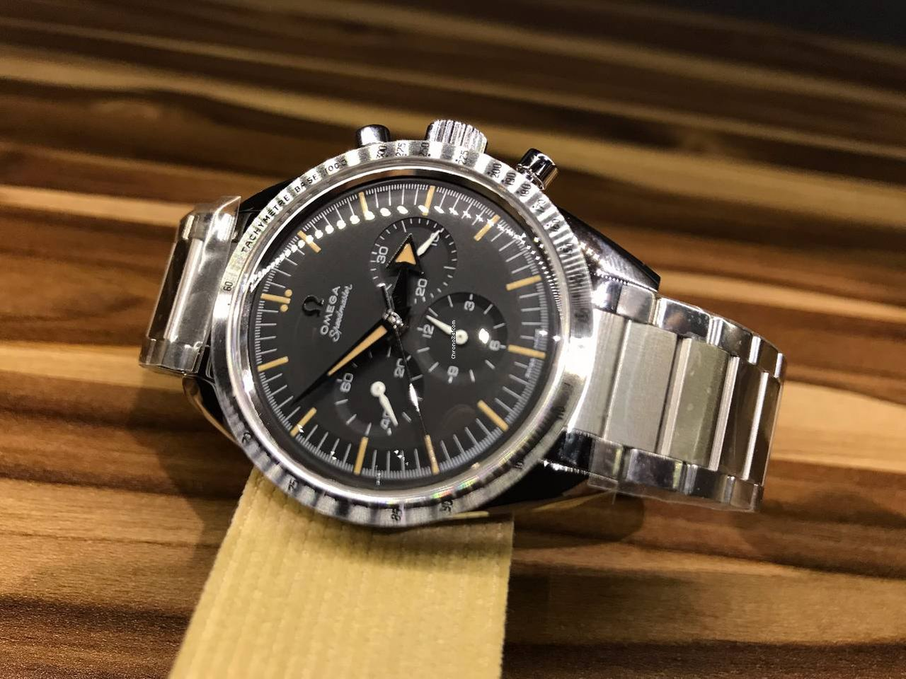 383257a5e30 Omega Speedmaster 1957 Trilogy 60th Anniversary Limited Edition for ...