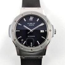 Hublot Classic Fusion 42mm steel black automatic B1915.1