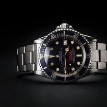 Rolex Sea-Dweller Submariner 200 Double Red DRW Mark II