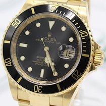 Rolex Submariner Date Ref.: 16618 von 2008 Box und Papiere...