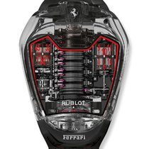 Hublot MP-05 LAFERRARI Aperta Sapphire Men's Watch