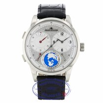 Jaeger-LeCoultre Duomètre White gold 42mm Silver United States of America, California, Beverly Hills