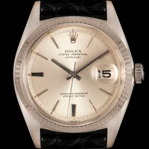 Rolex 1601 White gold 1953 Datejust 36mm pre-owned United Kingdom, London